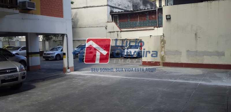 25- Estacionamento - Apartamento À Venda - Penha - Rio de Janeiro - RJ - VPAP21230 - 26
