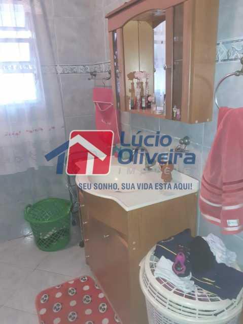 11 BANHEIRO. - Casa À Venda - Irajá - Rio de Janeiro - RJ - VPCA50023 - 12