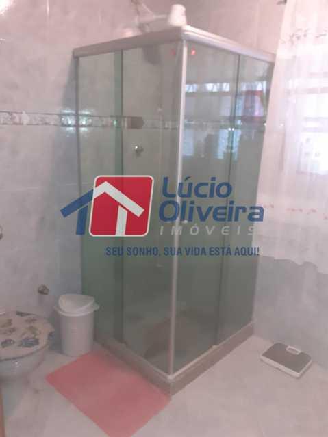 14 BANHEIRO. - Casa À Venda - Irajá - Rio de Janeiro - RJ - VPCA50023 - 15