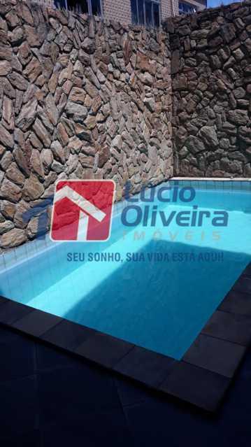 18 PISCINA. - Casa À Venda - Irajá - Rio de Janeiro - RJ - VPCA50023 - 19