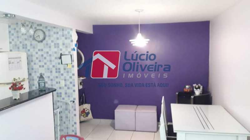 1 Sala - Apartamento 2 quartos à venda Engenho da Rainha, Rio de Janeiro - R$ 165.000 - VPAP21233 - 1