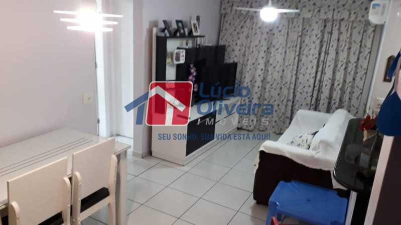 1.2 Sala - Apartamento 2 quartos à venda Engenho da Rainha, Rio de Janeiro - R$ 165.000 - VPAP21233 - 3