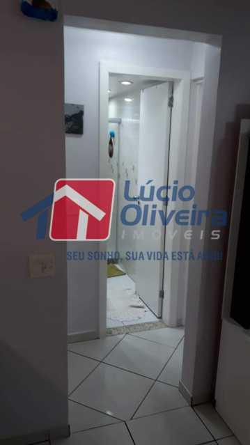 1.3 Sala - Apartamento 2 quartos à venda Engenho da Rainha, Rio de Janeiro - R$ 165.000 - VPAP21233 - 4
