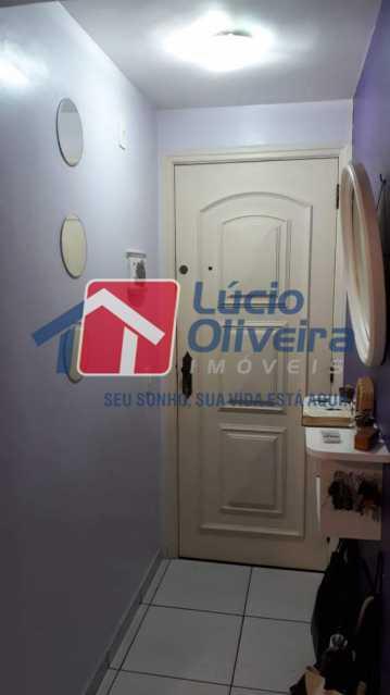 2 Hall corredor - Apartamento 2 quartos à venda Engenho da Rainha, Rio de Janeiro - R$ 165.000 - VPAP21233 - 5