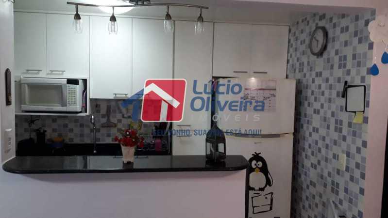 3 Cozinha - Apartamento 2 quartos à venda Engenho da Rainha, Rio de Janeiro - R$ 165.000 - VPAP21233 - 6