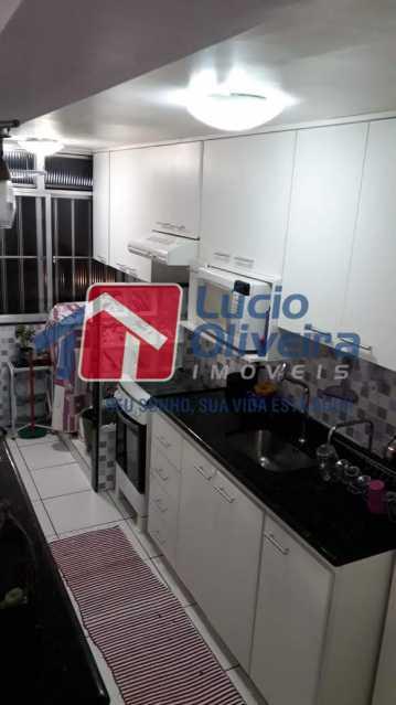 4 Cozinha - Apartamento 2 quartos à venda Engenho da Rainha, Rio de Janeiro - R$ 165.000 - VPAP21233 - 7