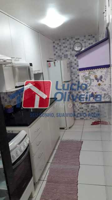 5 Cozinha - Apartamento 2 quartos à venda Engenho da Rainha, Rio de Janeiro - R$ 165.000 - VPAP21233 - 8