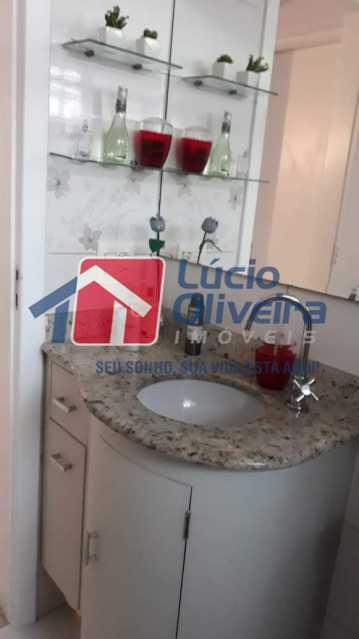 6 Banheiro - Apartamento 2 quartos à venda Engenho da Rainha, Rio de Janeiro - R$ 165.000 - VPAP21233 - 9