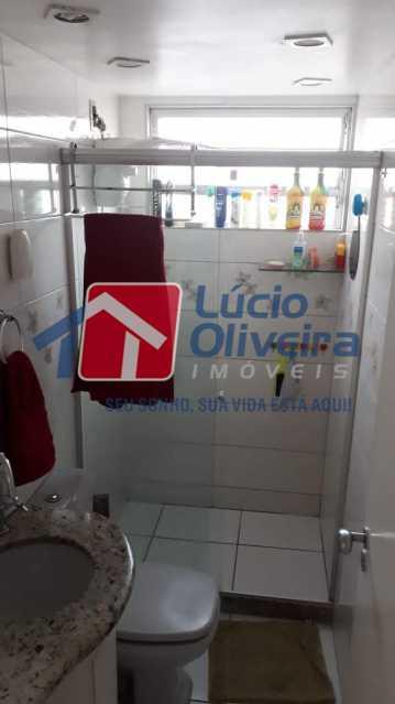 7 Banheiro - Apartamento 2 quartos à venda Engenho da Rainha, Rio de Janeiro - R$ 165.000 - VPAP21233 - 10