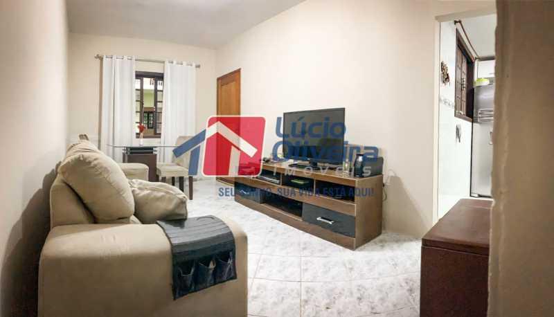 06 Sala. - Casa em Condomínio Rua Engenheiro Francelino Mota,Braz de Pina, Rio de Janeiro, RJ À Venda, 2 Quartos, 69m² - VPCN20026 - 7