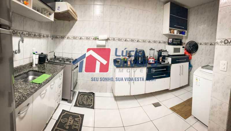 11 Cozinha. - Casa em Condomínio Rua Engenheiro Francelino Mota,Braz de Pina, Rio de Janeiro, RJ À Venda, 2 Quartos, 69m² - VPCN20026 - 12