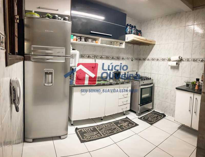 12 Cozinha 0. - Casa em Condomínio Rua Engenheiro Francelino Mota,Braz de Pina, Rio de Janeiro, RJ À Venda, 2 Quartos, 69m² - VPCN20026 - 13