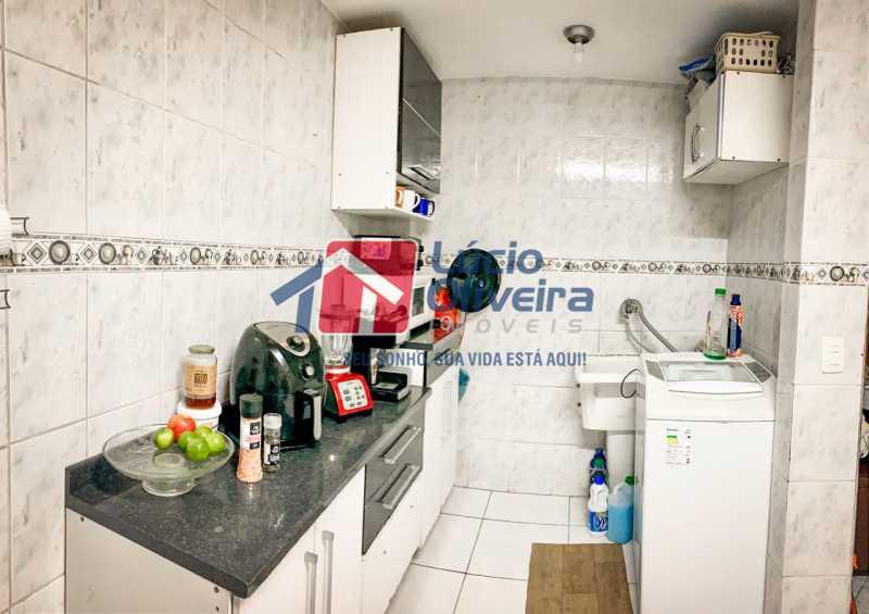 13 Área de serviços. - Casa em Condomínio Rua Engenheiro Francelino Mota,Braz de Pina, Rio de Janeiro, RJ À Venda, 2 Quartos, 69m² - VPCN20026 - 14