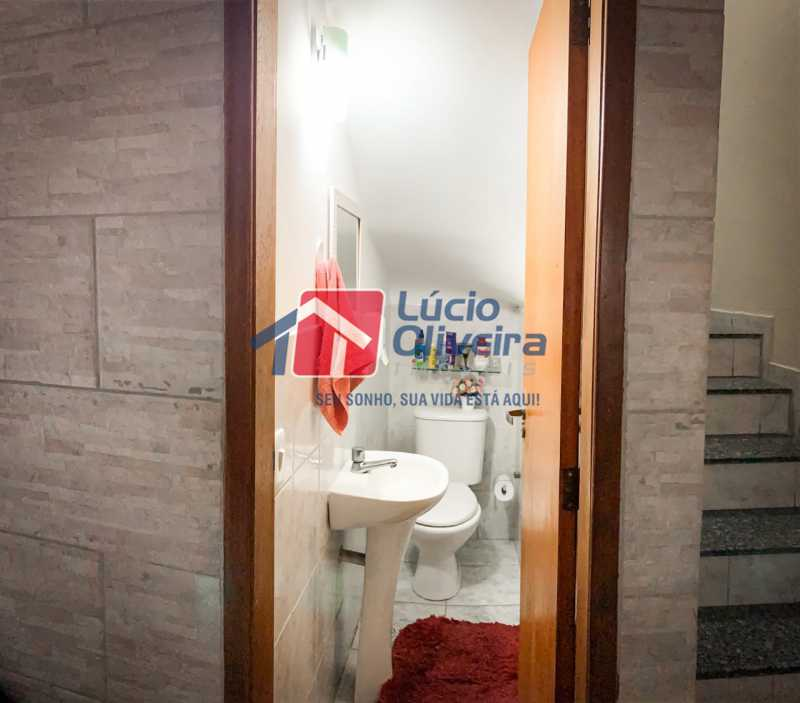 14 lavabo. - Casa em Condomínio Rua Engenheiro Francelino Mota,Braz de Pina, Rio de Janeiro, RJ À Venda, 2 Quartos, 69m² - VPCN20026 - 15
