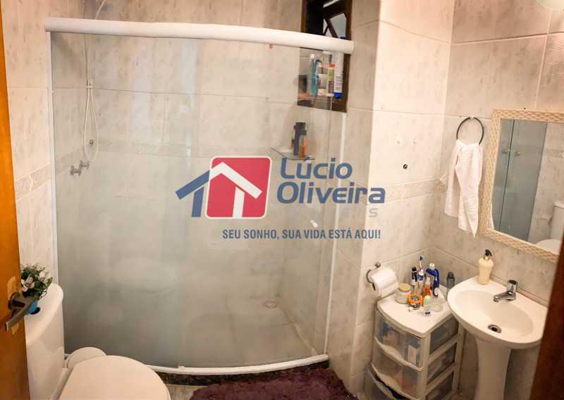 15 Banheiro. - Casa em Condomínio Rua Engenheiro Francelino Mota,Braz de Pina, Rio de Janeiro, RJ À Venda, 2 Quartos, 69m² - VPCN20026 - 16