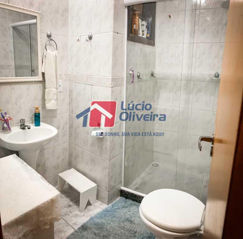 16 Banheiro 0. - Casa em Condomínio Rua Engenheiro Francelino Mota,Braz de Pina, Rio de Janeiro, RJ À Venda, 2 Quartos, 69m² - VPCN20026 - 17