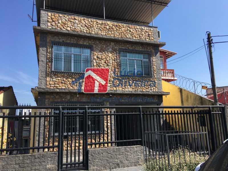 1-Fachada - Casa à venda Rua Engenheiro Pinho de Magalhães,Vila da Penha, Rio de Janeiro - R$ 1.400.000 - VPCA40052 - 1
