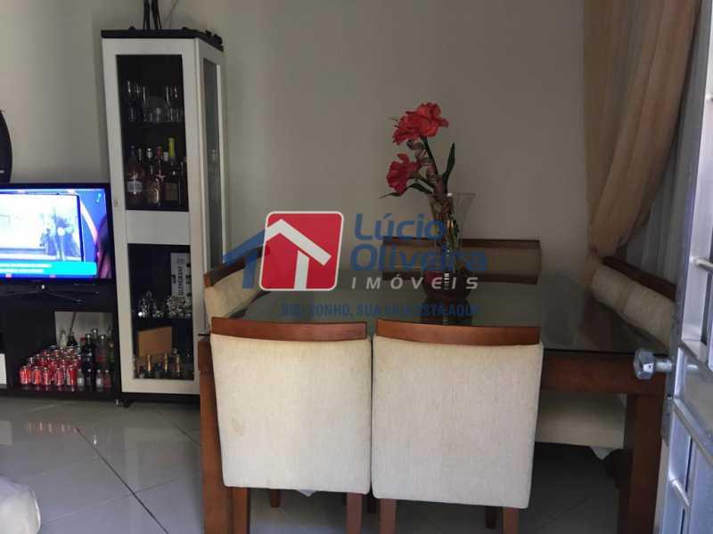 2- Sala - Casa à venda Rua Engenheiro Pinho de Magalhães,Vila da Penha, Rio de Janeiro - R$ 1.400.000 - VPCA40052 - 3