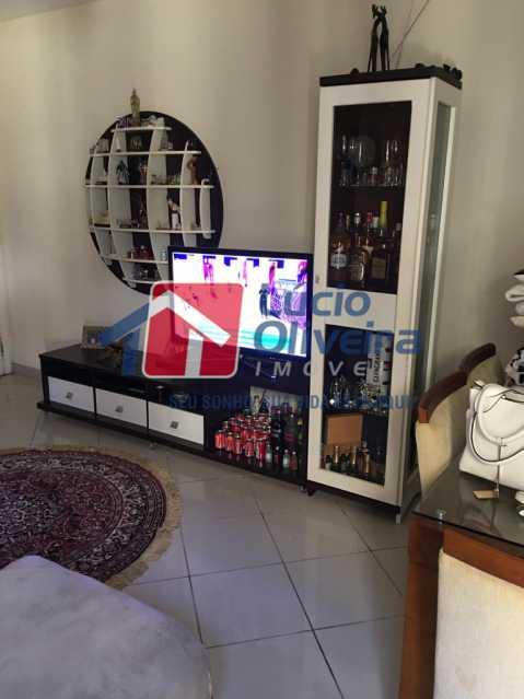 3- Sala - Casa à venda Rua Engenheiro Pinho de Magalhães,Vila da Penha, Rio de Janeiro - R$ 1.400.000 - VPCA40052 - 4
