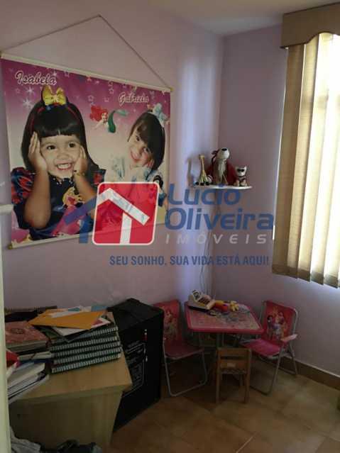 4- Quarto - Casa à venda Rua Engenheiro Pinho de Magalhães,Vila da Penha, Rio de Janeiro - R$ 1.400.000 - VPCA40052 - 5