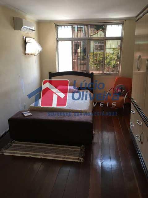 5- Quarto - Casa à venda Rua Engenheiro Pinho de Magalhães,Vila da Penha, Rio de Janeiro - R$ 1.400.000 - VPCA40052 - 6