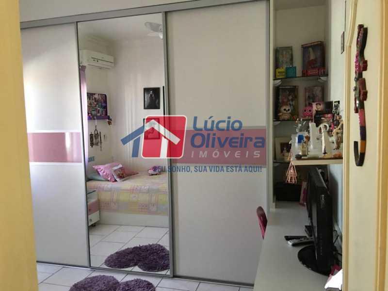 7- Quarto - Casa à venda Rua Engenheiro Pinho de Magalhães,Vila da Penha, Rio de Janeiro - R$ 1.400.000 - VPCA40052 - 8
