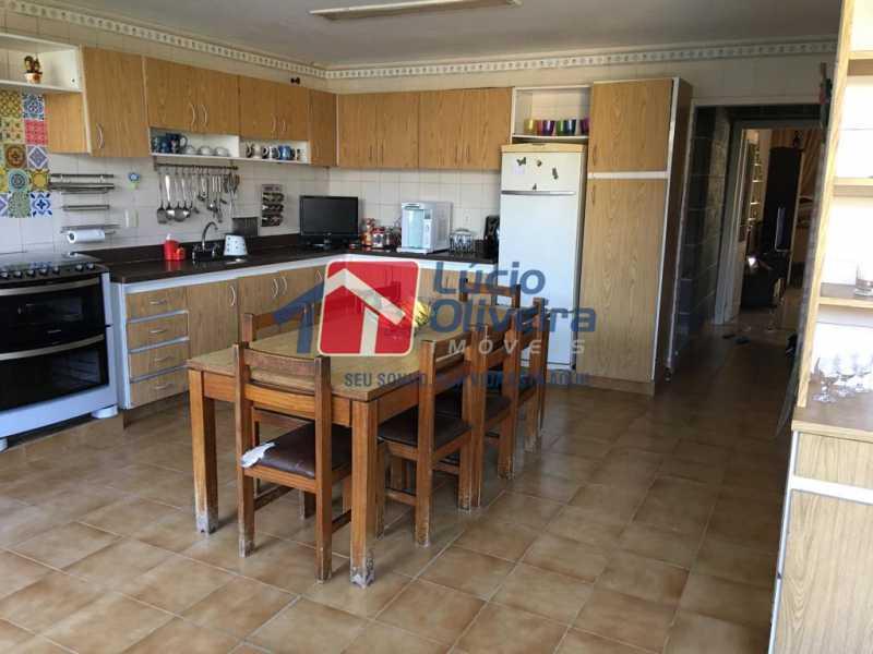12- Cozinha - Casa à venda Rua Engenheiro Pinho de Magalhães,Vila da Penha, Rio de Janeiro - R$ 1.400.000 - VPCA40052 - 13
