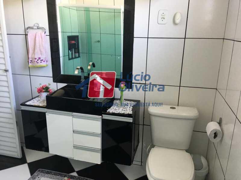 13- Banheiro - Casa à venda Rua Engenheiro Pinho de Magalhães,Vila da Penha, Rio de Janeiro - R$ 1.400.000 - VPCA40052 - 14