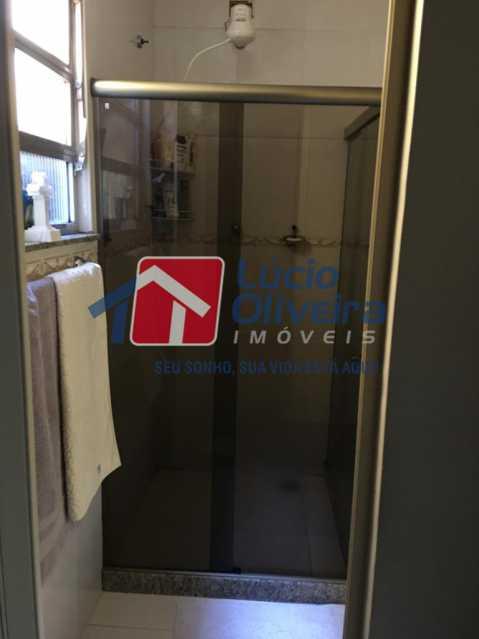 14- Banheiro - Casa à venda Rua Engenheiro Pinho de Magalhães,Vila da Penha, Rio de Janeiro - R$ 1.400.000 - VPCA40052 - 15