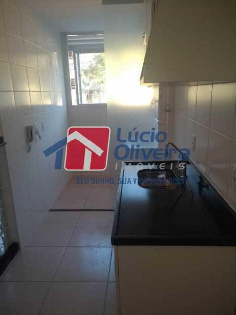 7-Cozinha e area - Apartamento Vista Alegre,Rio de Janeiro,RJ À Venda,2 Quartos,47m² - VPAP21237 - 8
