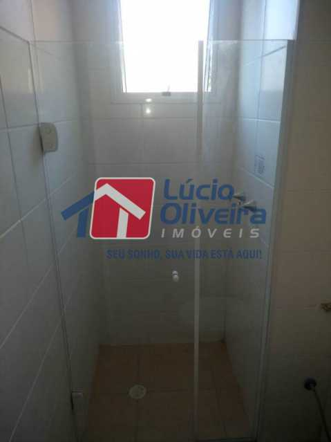 10-Banheiro blindex - Apartamento Vista Alegre,Rio de Janeiro,RJ À Venda,2 Quartos,47m² - VPAP21237 - 11