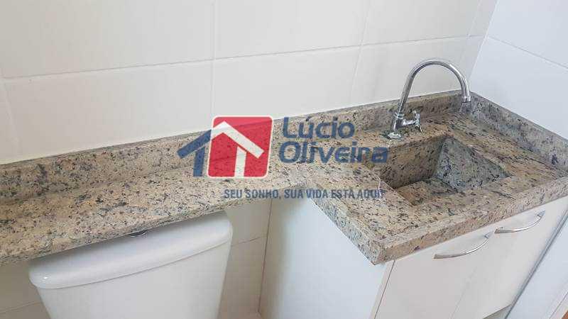 11-Banheiro pia - Apartamento Vista Alegre,Rio de Janeiro,RJ À Venda,2 Quartos,47m² - VPAP21237 - 12