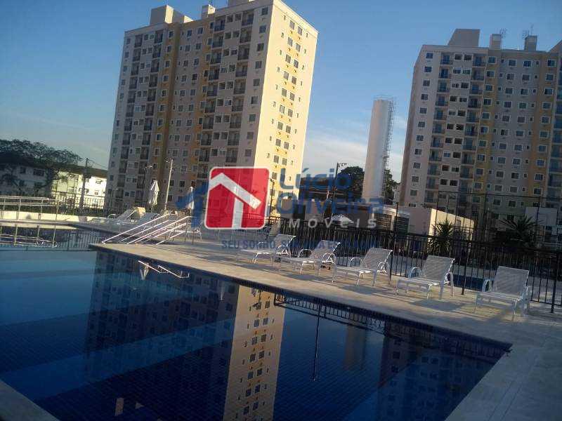 14-Piscina - Apartamento Vista Alegre,Rio de Janeiro,RJ À Venda,2 Quartos,47m² - VPAP21237 - 15