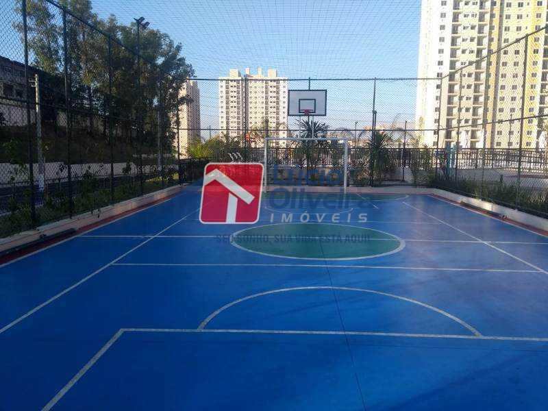 19-Quadra de esportes - Apartamento Vista Alegre,Rio de Janeiro,RJ À Venda,2 Quartos,47m² - VPAP21237 - 20