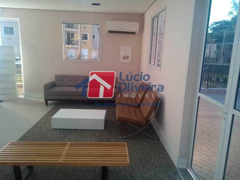 20-Recepção - Apartamento Vista Alegre,Rio de Janeiro,RJ À Venda,2 Quartos,47m² - VPAP21237 - 21