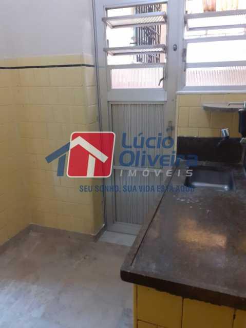 8 cozinha. - Casa à venda Rua Cintra,Penha Circular, Rio de Janeiro - R$ 250.000 - VPCA20243 - 9