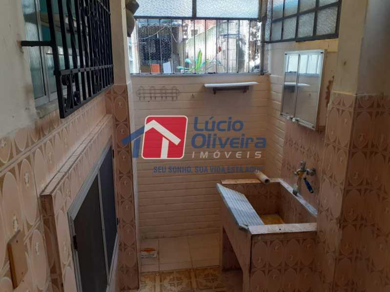 12 area. - Casa à venda Rua Cintra,Penha Circular, Rio de Janeiro - R$ 250.000 - VPCA20243 - 13