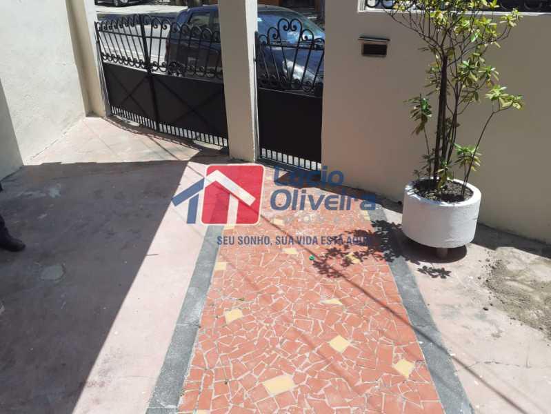 13  quintal frente. - Casa à venda Rua Cintra,Penha Circular, Rio de Janeiro - R$ 250.000 - VPCA20243 - 14