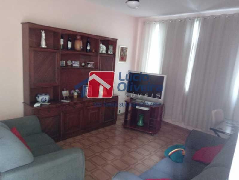 1 sala. - Apartamento à venda Estrada da Água Grande,Vista Alegre, Rio de Janeiro - R$ 398.000 - VPAP21238 - 1