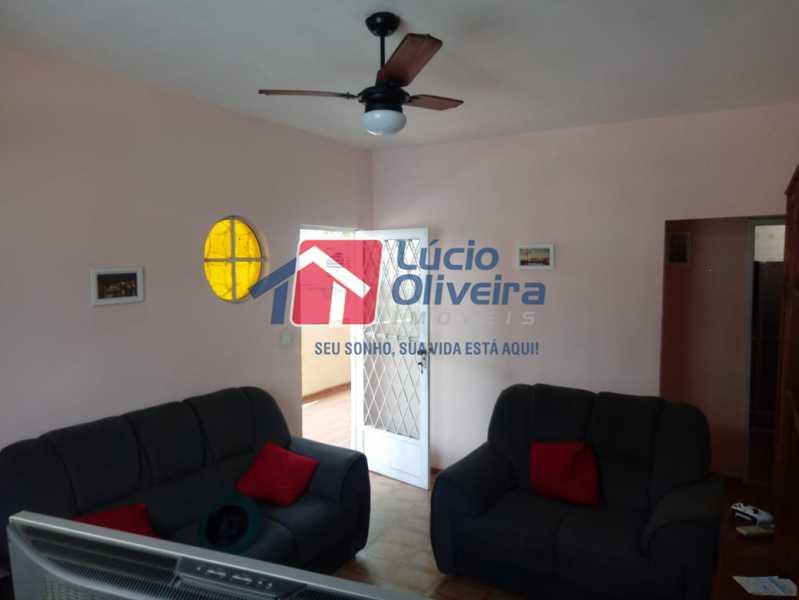 2 sala. - Apartamento à venda Estrada da Água Grande,Vista Alegre, Rio de Janeiro - R$ 398.000 - VPAP21238 - 3