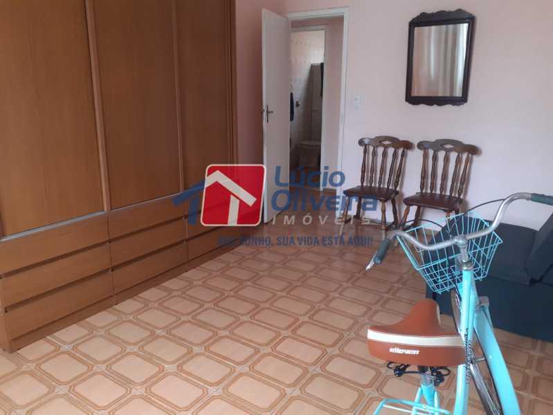 4 quarto. - Apartamento à venda Estrada da Água Grande,Vista Alegre, Rio de Janeiro - R$ 398.000 - VPAP21238 - 5
