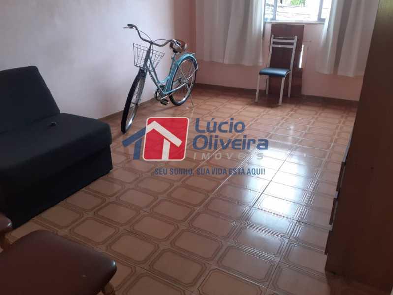 5 quarto. - Apartamento à venda Estrada da Água Grande,Vista Alegre, Rio de Janeiro - R$ 398.000 - VPAP21238 - 6