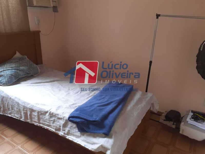 7 quarto. - Apartamento à venda Estrada da Água Grande,Vista Alegre, Rio de Janeiro - R$ 398.000 - VPAP21238 - 8