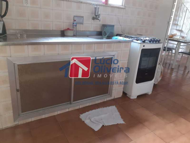 8 cozinha. - Apartamento à venda Estrada da Água Grande,Vista Alegre, Rio de Janeiro - R$ 398.000 - VPAP21238 - 9