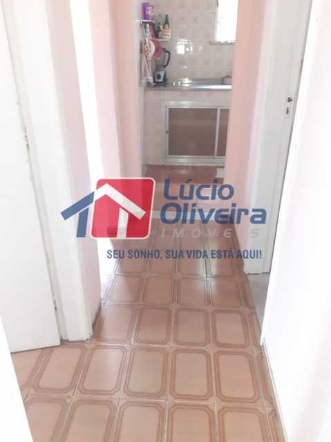 13 circulação. - Apartamento à venda Estrada da Água Grande,Vista Alegre, Rio de Janeiro - R$ 398.000 - VPAP21238 - 11