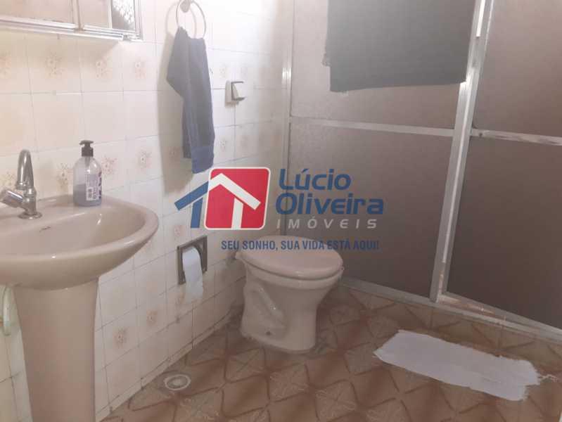 14 banheiro. - Apartamento à venda Estrada da Água Grande,Vista Alegre, Rio de Janeiro - R$ 398.000 - VPAP21238 - 12