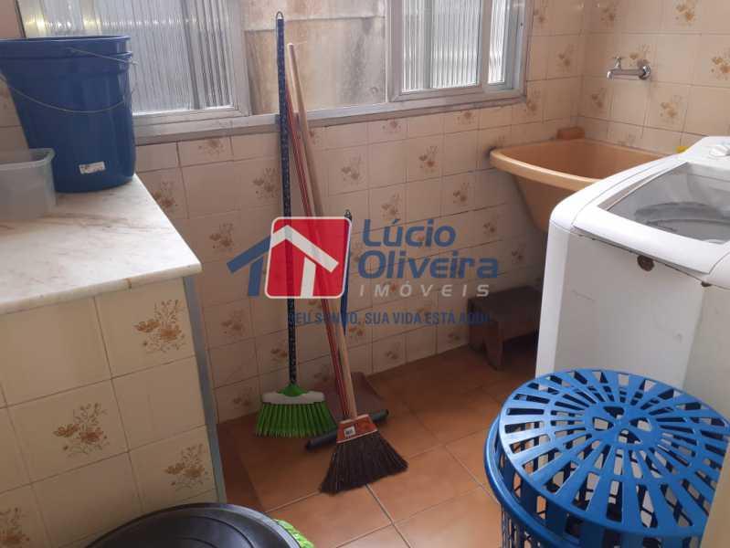 15 area. - Apartamento à venda Estrada da Água Grande,Vista Alegre, Rio de Janeiro - R$ 398.000 - VPAP21238 - 13