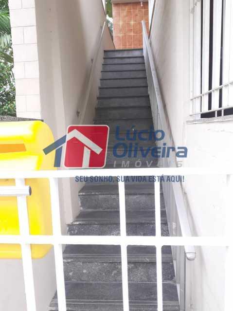 20 entrada. - Apartamento à venda Estrada da Água Grande,Vista Alegre, Rio de Janeiro - R$ 398.000 - VPAP21238 - 18
