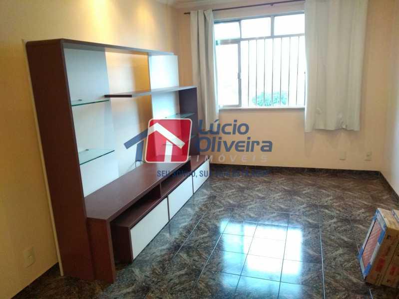 01- Sala - Apartamento Avenida Monsenhor Félix,Irajá, Rio de Janeiro, RJ À Venda, 2 Quartos, 76m² - VPAP21240 - 1