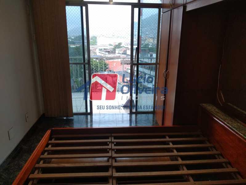 04- Quarto C. - Apartamento Avenida Monsenhor Félix,Irajá, Rio de Janeiro, RJ À Venda, 2 Quartos, 76m² - VPAP21240 - 5